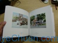 Art Album - Loy Chye Chuan's Watercolour World - Inner Page 6
